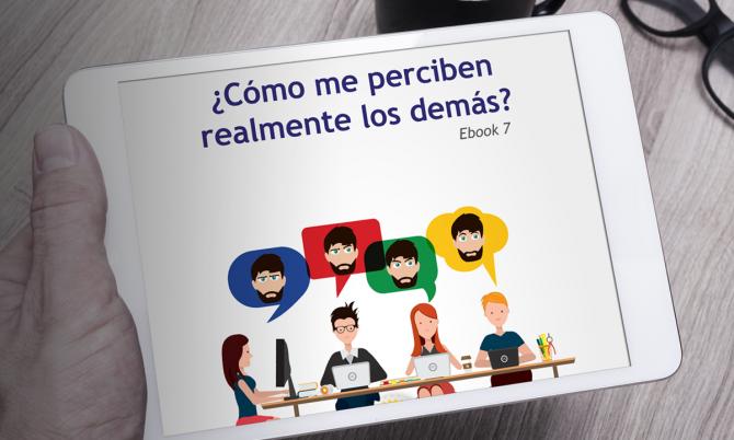 E-book gratuito: ¿Cómo me perciben realmente los demás?