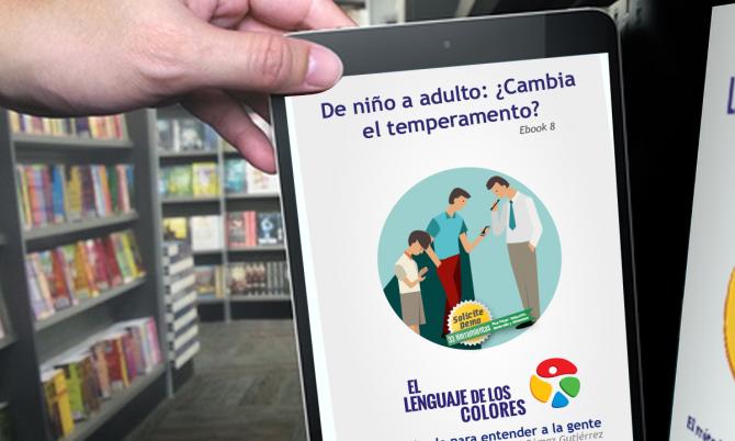 E-book gratuito: De niño a adulto: ¿Cambia el temperamento?