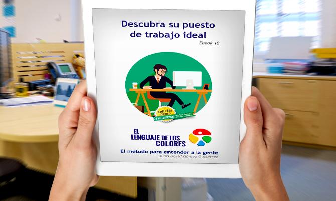 E-book: Descubra su puesto de trabajo ideal