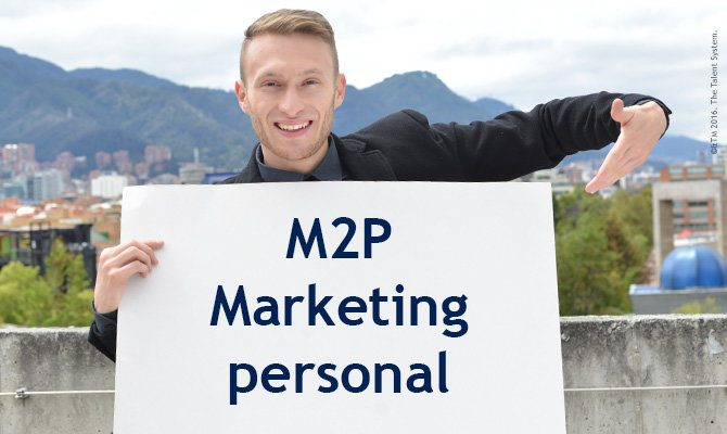 Marketing Persona Profesional – M2P