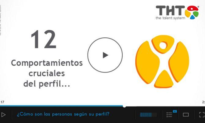 12 comportamientos cruciales perfil Amarillo
