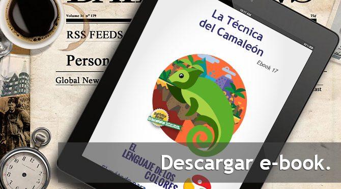 Ebook: La Técnica del Camaleón
