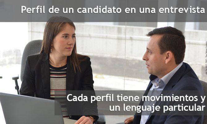 Identifique el perfil de su candidato en la entrevista