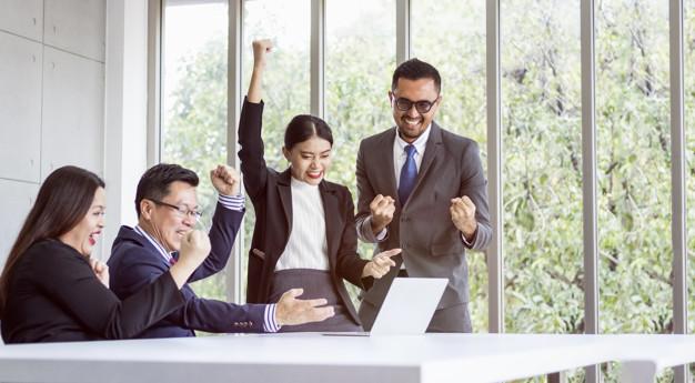 Aumente la productividad mientras hace felices a sus colaboradores